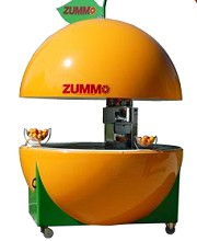 Zummo And Zumex Juicers New Used Juicers Amp Parts